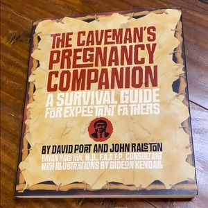 Caveman's Pregnancy Guide for Expectant Fathers